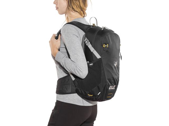 gorące nowe produkty kup tanio największa zniżka Jack Wolfskin Moab Jam 18 Backpack black